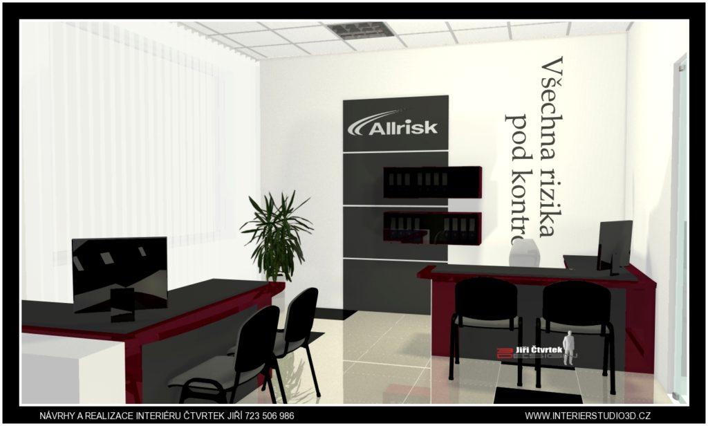 Kanceláře pro firmu Allrisk