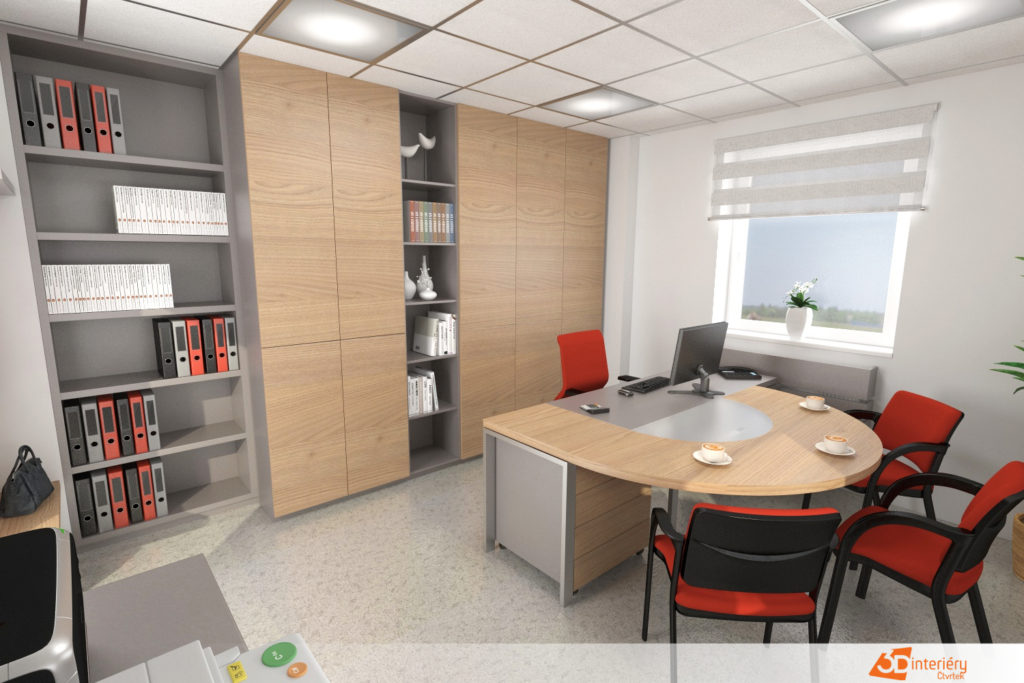 Kancelář firmy Ostrava
